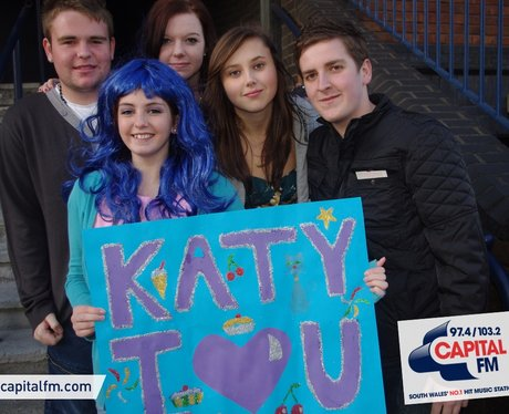 Katy Perry in Cardiff