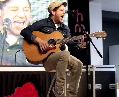 matt cardle releases and signs copies of his debut album