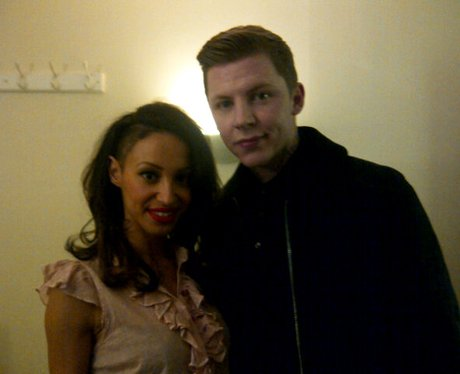 Sugababes and Professor Green