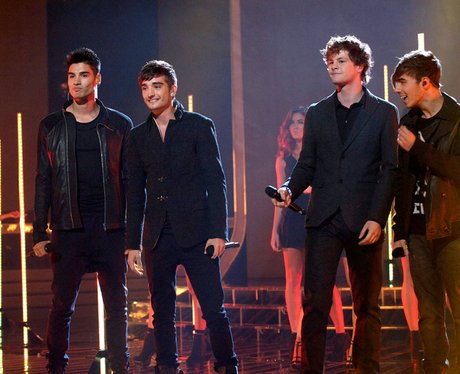 The Wanted 'X-Factor'