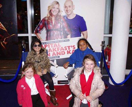 Cineworld Broad Street 19.10.11