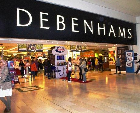 Debenhams Highcross - Leicester