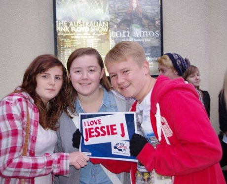 Jessie J comes to Manchester