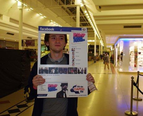 Student Lock-in at The Bridges in Sunderland