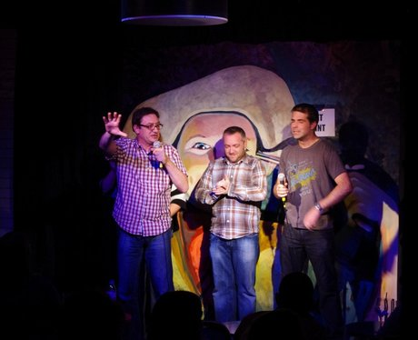 The Stand Comedy Club