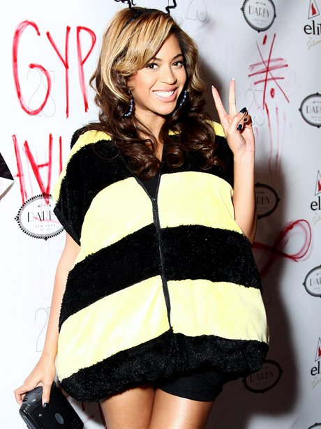 Beyonce's halloween outfit