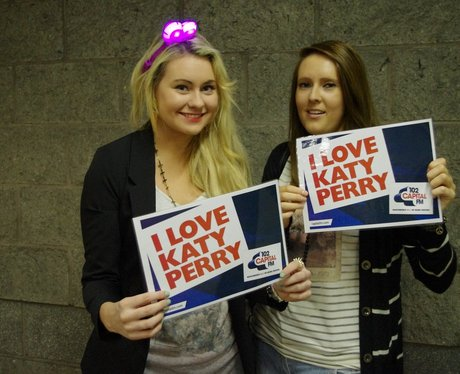 Katy Perry Comes to Manchester