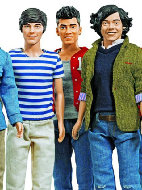 One Direction and Dolls