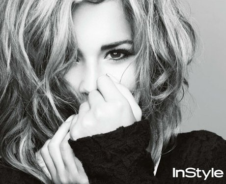 Cheryl Cole InStyle Magazine