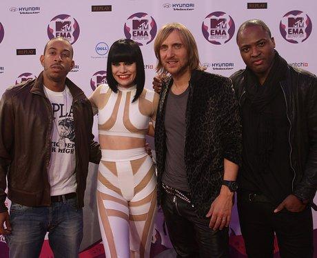 Jessie J And David Guetta