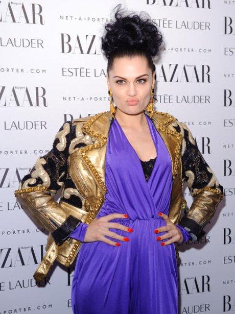 Jessie J 'Harpers Bazaar'