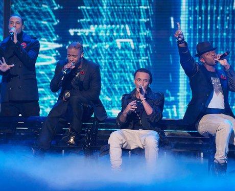 JLS 'X-Factor'