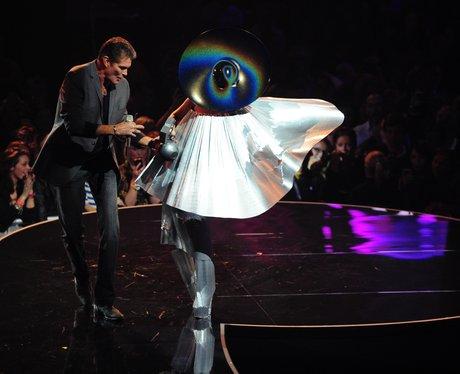 Lady Gaga And David Hasselhoff