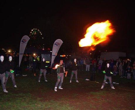 Mayflower Park Fireworks - Performers
