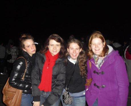 Mayflower Park Fireworks