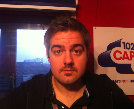 Posh Ben Movember Day 8