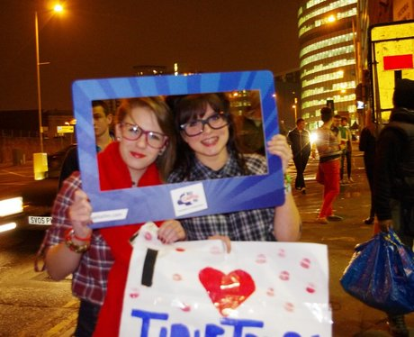 Tinie Tempah comes to Manchester