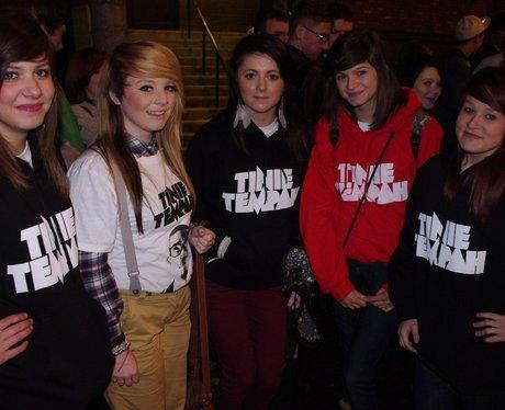 Tinie Tempah fans