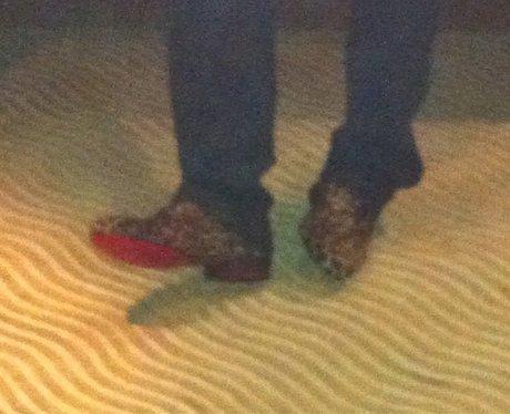 JLS new shoes