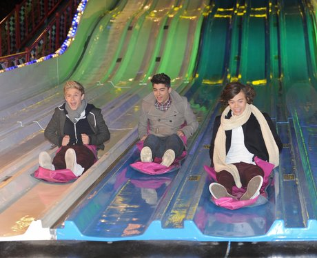 One Direction in Hyde Park
