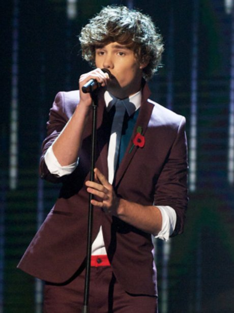 Liam On The X Factor