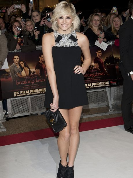 Pixie Lott at the Twilight UK Premiere