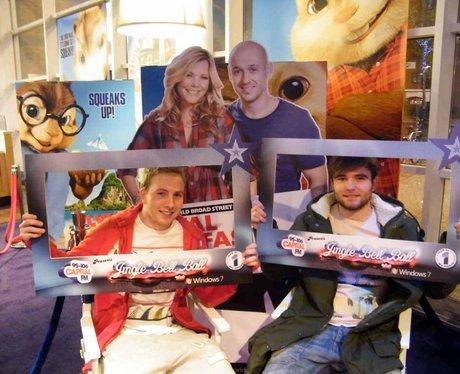 Secret Santa JBB at Cineworld Broad Street