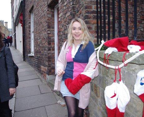 Secret Santa with Windows 7 in Durham