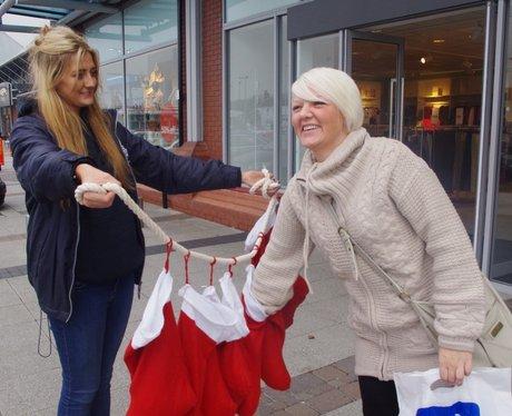 Secret Santa with Windows 7 in Stockport