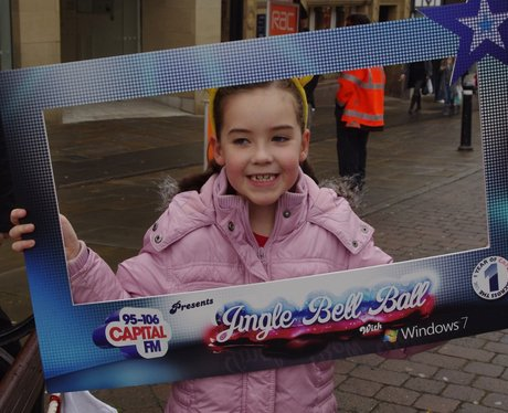 Secret Santa with Windows 7 in Wigan