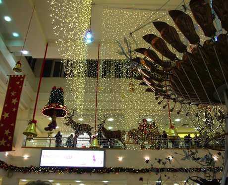 Victoria Centre Xmas Lights