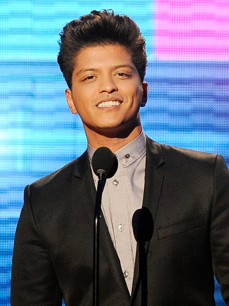 Bruno Mars American Music Awards