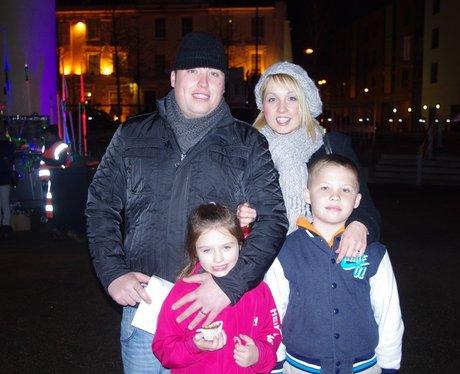 Cardiff Bay Lights
