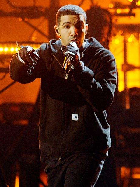 Drake American Music Awards