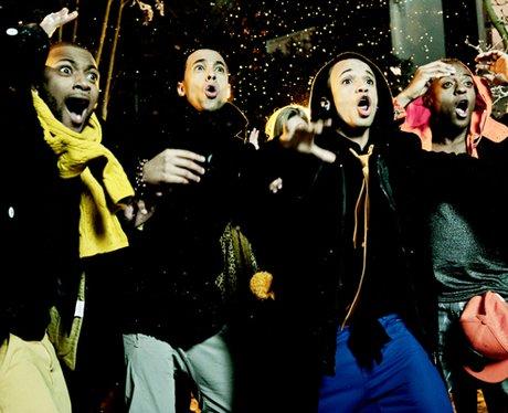 JLS new music video