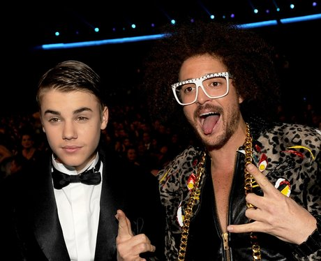 Justin Bieber American Music Awards
