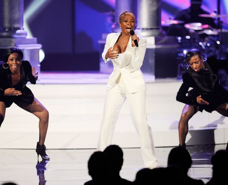 Mary J. Blige American Music Awards