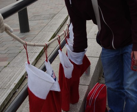 Secret Santa with Windows 7 in Darlington