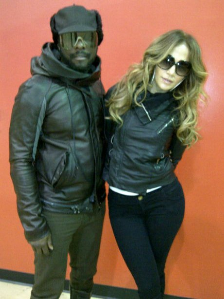 Will.i.am and J-Lo