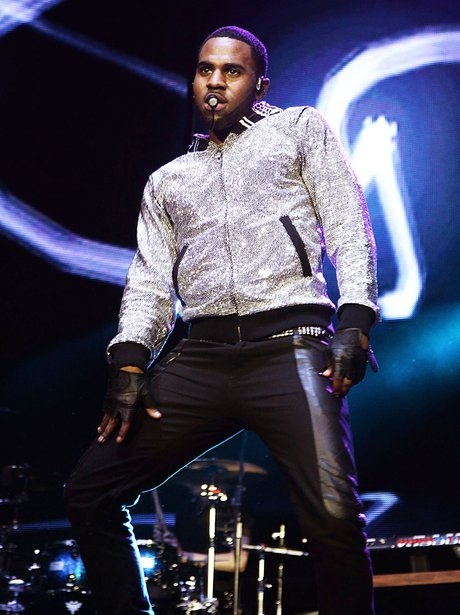 Jason Derulo live at the 2011 Jingle Bell Ball