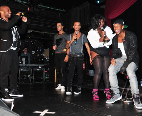 JLS performing at G.A.Y on Ortise's 25th birthday