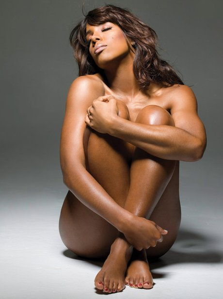 Kelly Rowland naked photoshoot