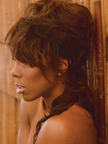 Kelly Rowland's new album 'Here I Am'
