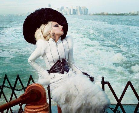 Lady Gaga in Vanity Fair