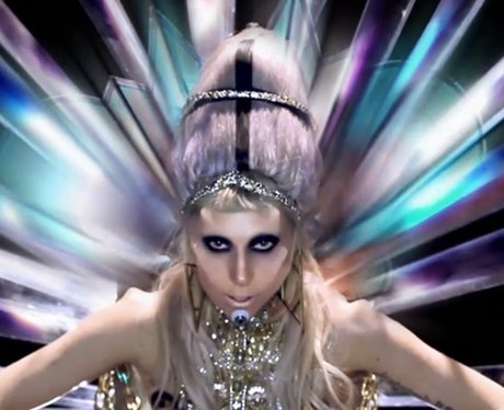 Lady Gaga music video Born This Way
