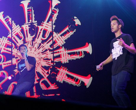 Rizzle Kicks live at the 2011 Jingle Bell Ball