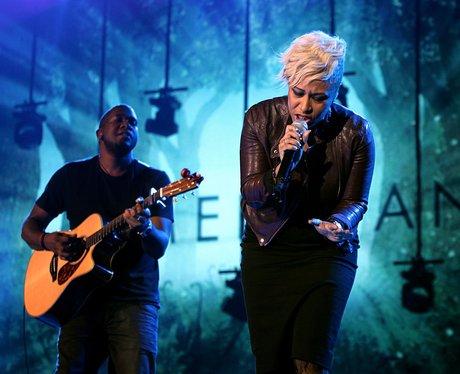 Emeli Sande live at the 2011 Jingle Bell Ball
