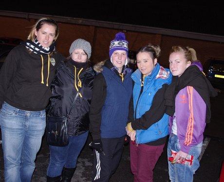 Hucknall Christmas Lights Switch On