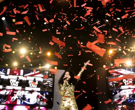 Jessie J live at the 2011 Jingle Bell Ball