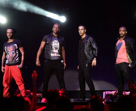 JLS Live At The 2011 Jingle Bell Ball - Capital